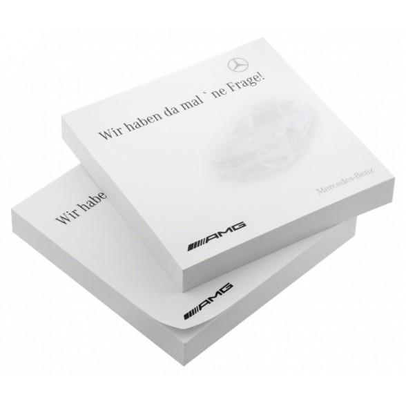 Notas adhesivas personalizadas 72x72 mm