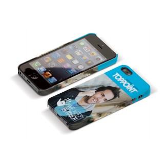 Carcasa publicitaria iPhone 5