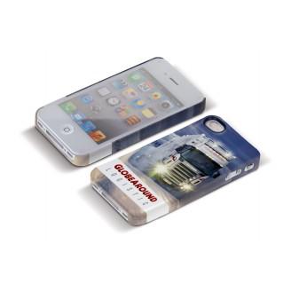 Carcasa publicitaria  iPhone 4 y 4s