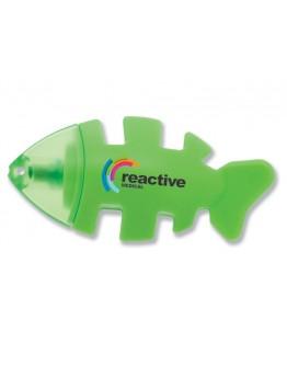 Marcador  publicitario Fish