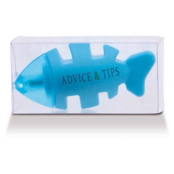 Marcador publicitario Fish Catch