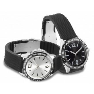 Reloj pulsera de silicona con taquímetro