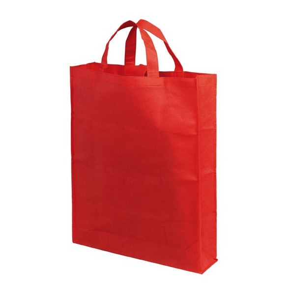 Bolsa compra plegable con cierre velcro / Bolsas Compra Personalizadas