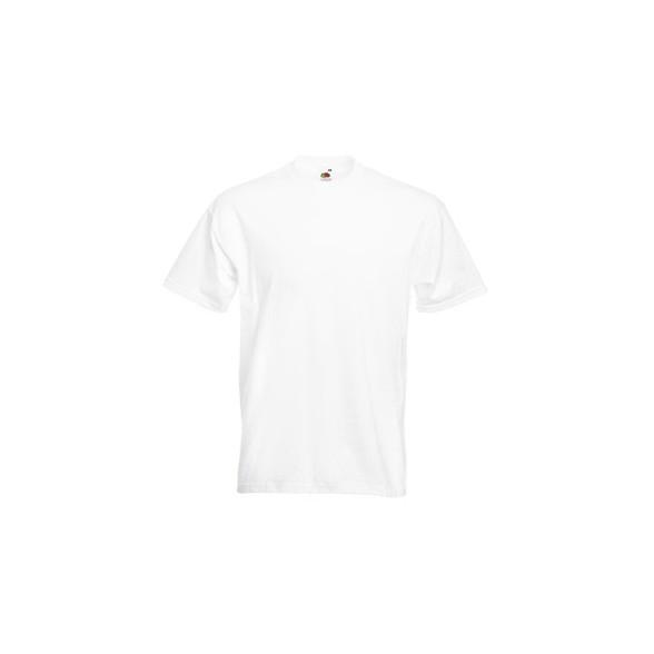 Camiseta para publicidad SUPER PREMIUM Blanca