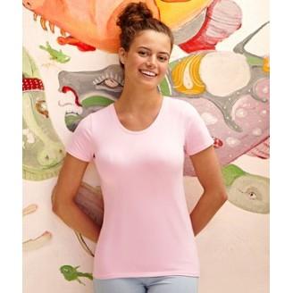Camiseta Fruit of the Loom cuello redondo / Camisetas Publicitarias