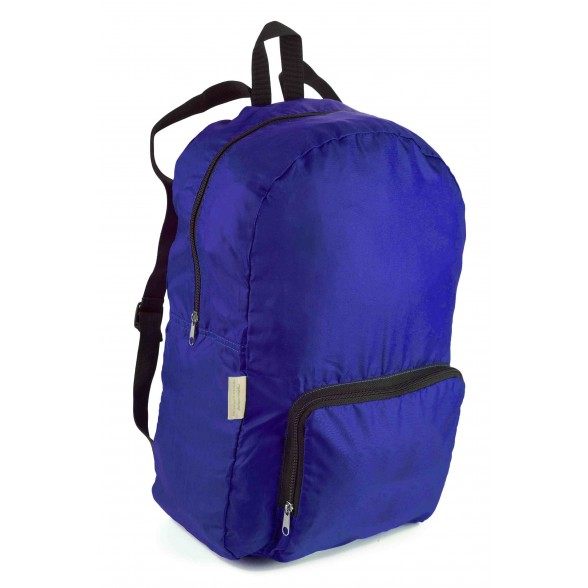 Mochila plegable de material reciclado PET