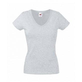 Camiseta Value de Mujer cuello Pico