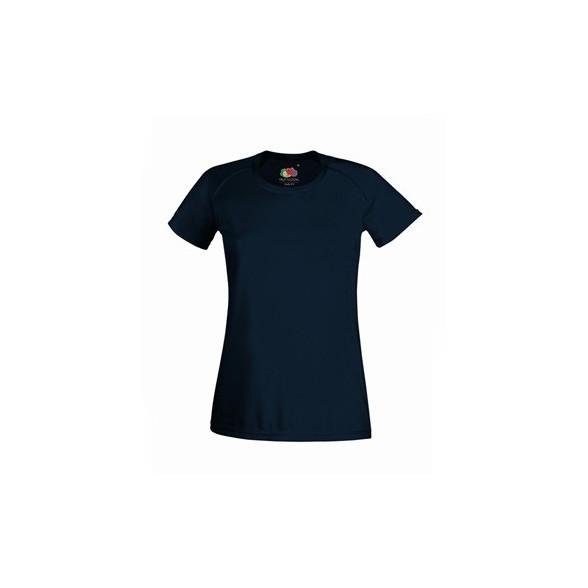 Camiseta técnica running Ladies Performance  / Camisetas Fruit of the Loom