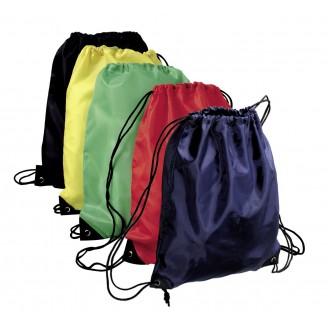 Bolsa mochila de cuerdas publicitaria Brea