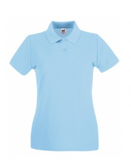 Polo Premium de Mujer Fruit of the Loom