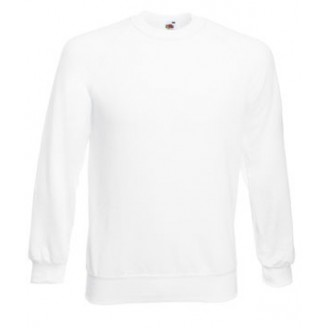 Sudadera Classic Raglan Fruit of the Loom / Sudaderas Personalizadas