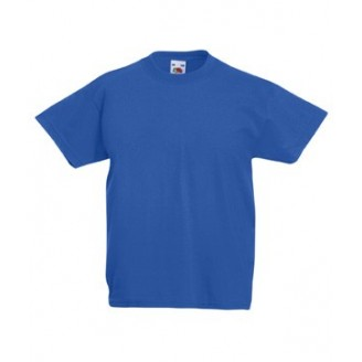 Camiseta publicitaria de niño Valueweight / Camisetas Personalizadas