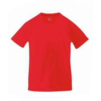Camiseta técnica de Niño Performance / Camisetas Running Personalizadas