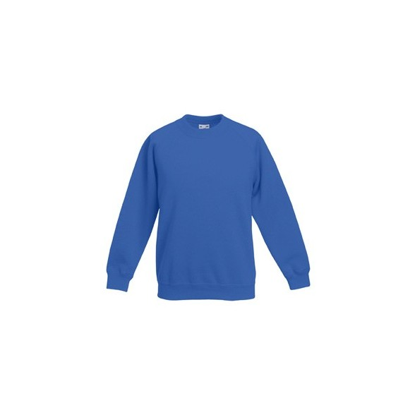 Sudadera de Niño Raglan Fruit of the Loom