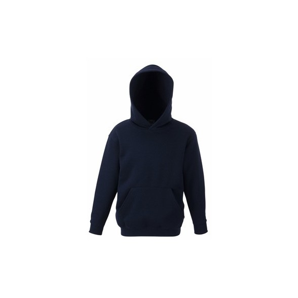 Sudadera de Niño con Capucha Fruit of the Loom