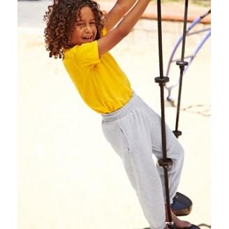 Pantalones deportivos de Niño Puños Elásticos