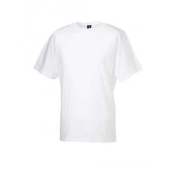 Camisetas publicidad Ligera 150 Blanca / Camisetas Russell Personalizadas