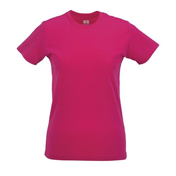 Camisetas publicitarias Russell Slim Mujer / Camisetas Personalizadas
