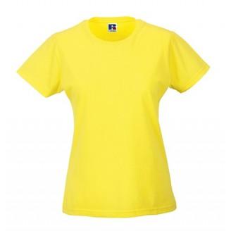 Camiseta publicitaria Slim T de mujer