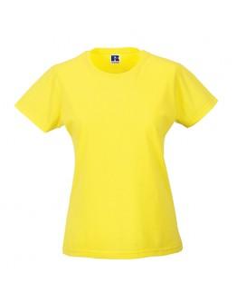 Camisetas publicitarias Russell Slim Mujer / Camisetas Promocionales