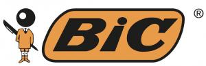Logo Bolígrafos Bic para empresas