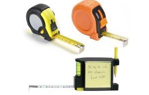 Flexómetros personalizados