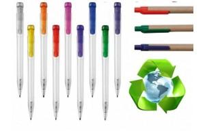 Boligrafos ecologicos