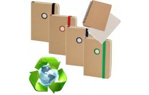 Libretas y Blocs reciclados