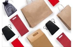 Bolsas de regalo / bolsas de papel