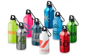 Botellas de agua deportivas